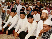 Buntut Kasus Ahok Banyak etnis China Masuk Islam, Ujar Ustadz Arifin Ilham di Aksi 112