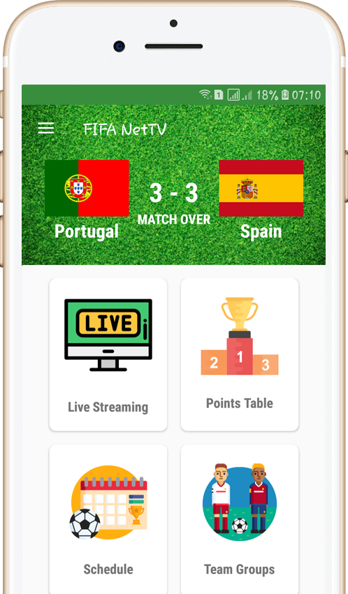 FIFA NetTV Apk App For All Android, Frestick, Fire TV - New