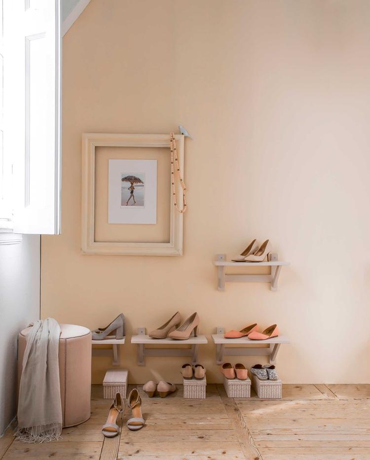 zapatero-organizar-zapatos-colores-cajas-nordico-estilo