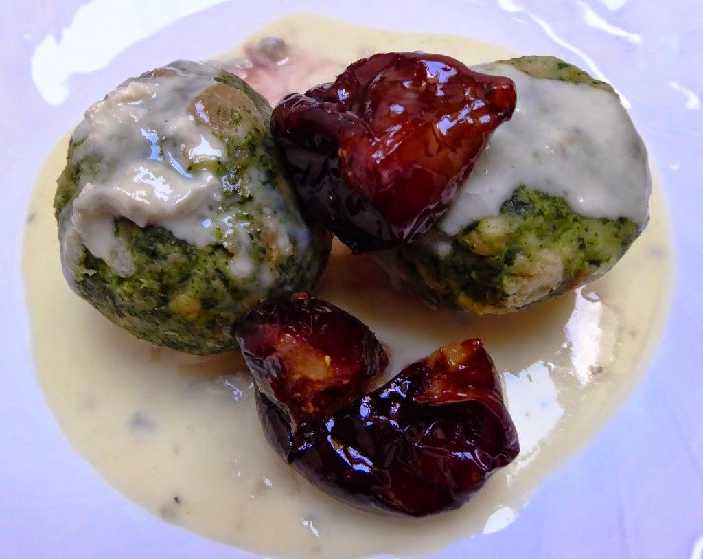 Ricetta canederli spinaci e gorgonzola