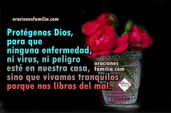 Frases con oraciones cortas de buenas noches, imágenes con oración cristiana antes de dormir en la noche por Mery Bracho. Salmos 4 y 91.