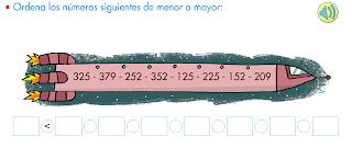 http://primerodecarlos.com/SEGUNDO_PRIMARIA/noviembre/Unidad_4/actividades/mates_unidad4/300_399_b.swf