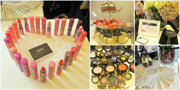 NYX Cosmetics - Beautypress Blogger Event
