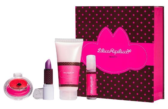 Lançamento Kit de Beleza Lilica Ripilica