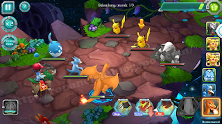 Free Download Game Pika Go .apk + Data Full Version - RonanElektron