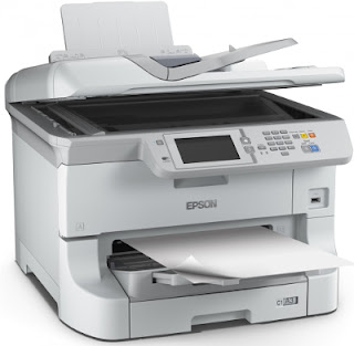 Epson WorkForce Pro WF-8590DTWFC Driver Download
