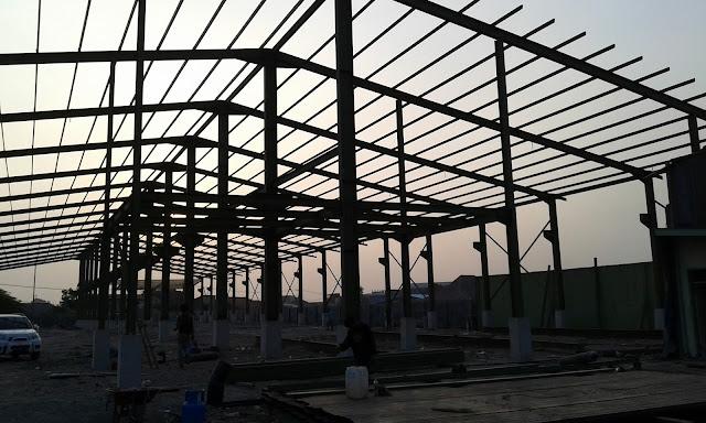 jasa bangunan baja