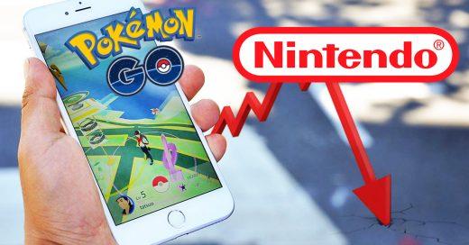 Pierde Nintendo millones al informar que no creó Pokémon Go