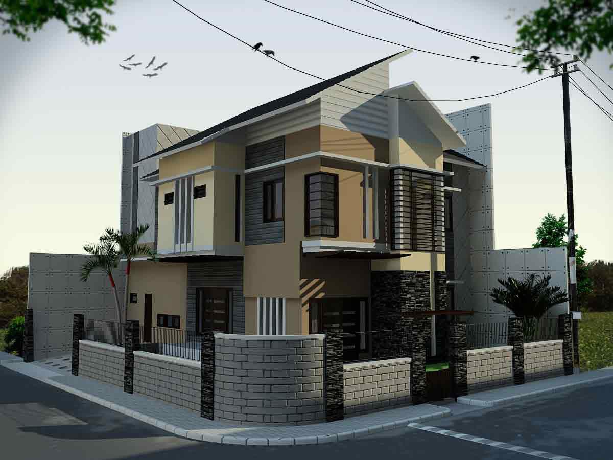 Desain Dan Model Pagar Rumah Minimalis Paling Keren Tips Memilih