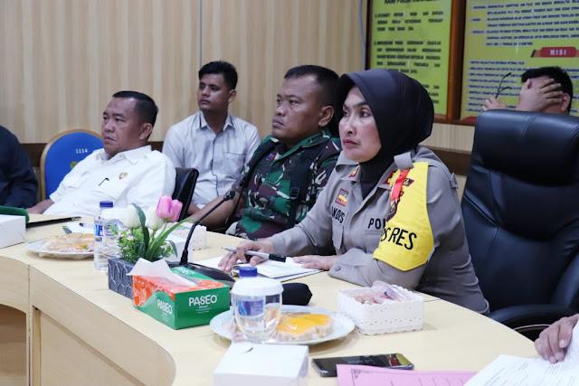 Muba Siap Sukseskan Pemilu 2019