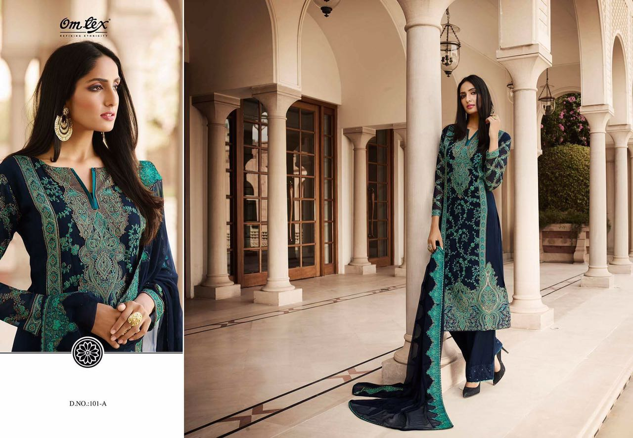 Niloufer – Latest New Collection Salwar Suit Wholesale