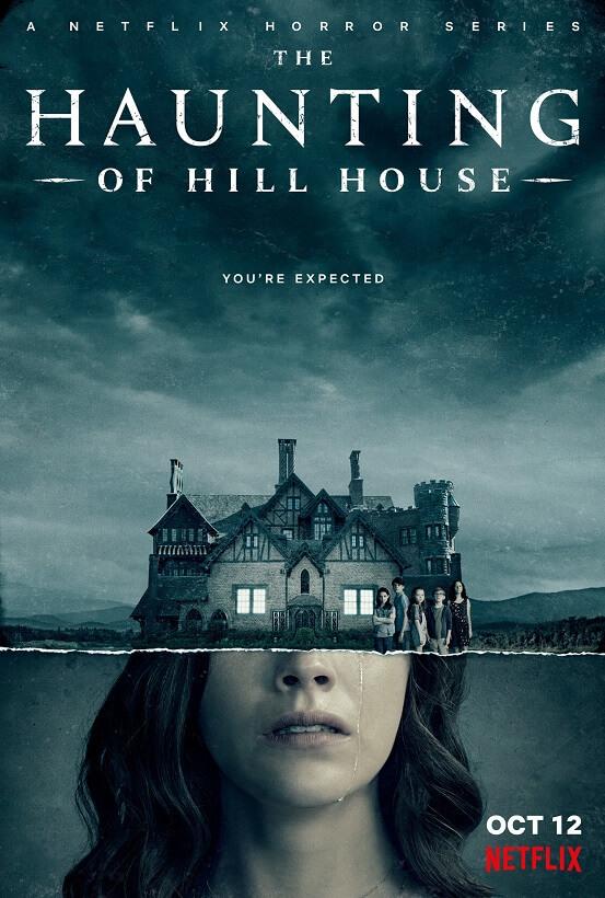 The Haunting of Hill House Netflix MEGA
