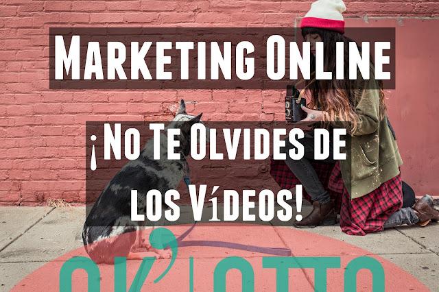 Marketing Online Vídeos