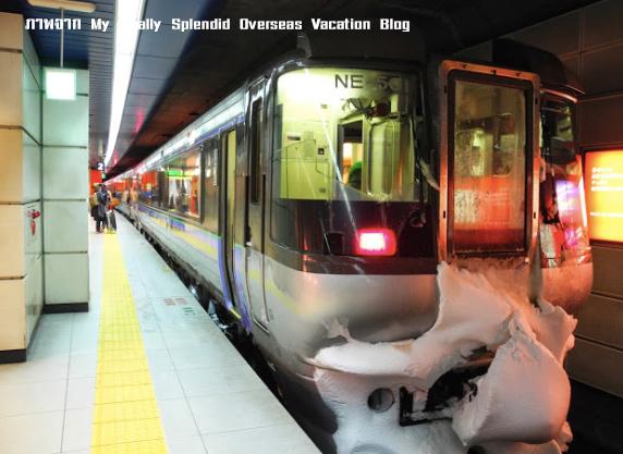 สนามบินนิวชิโตเสะเข้าเมืองด้วยรถไฟ