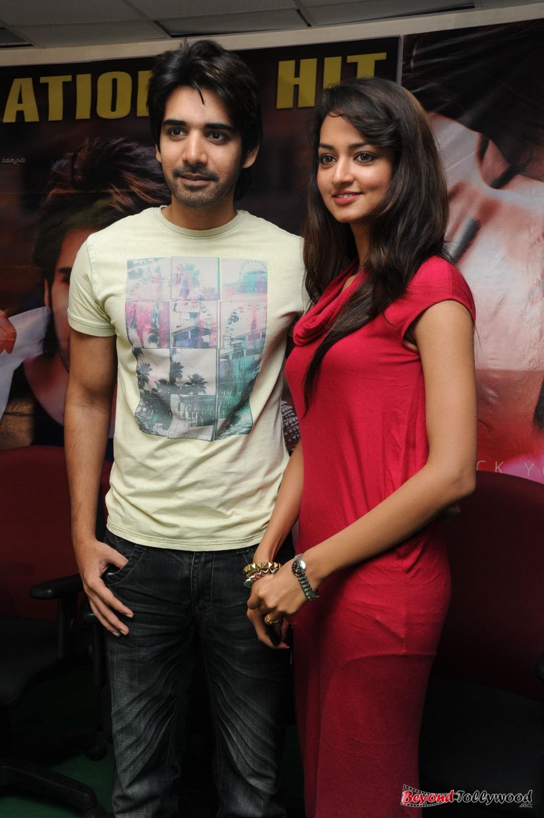 Sushanth - Adda Movie Successmeet Photos