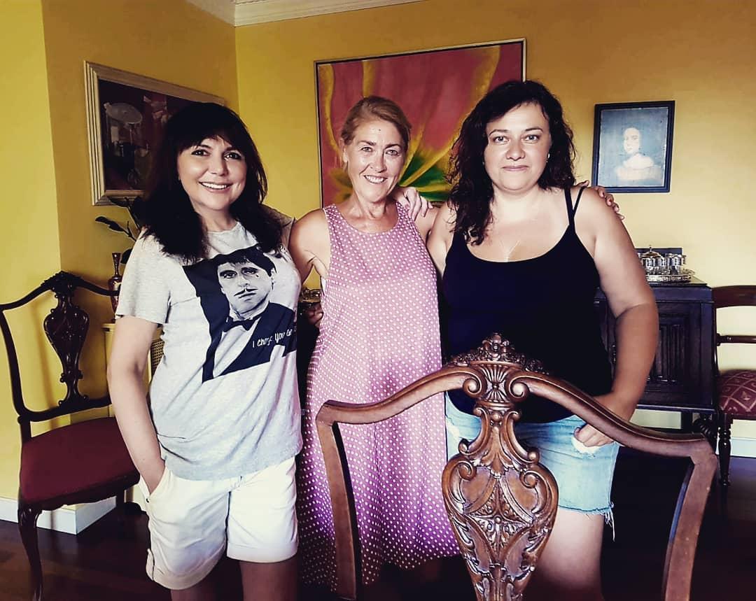 the 3 russian women