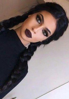 Colore di capelli nero