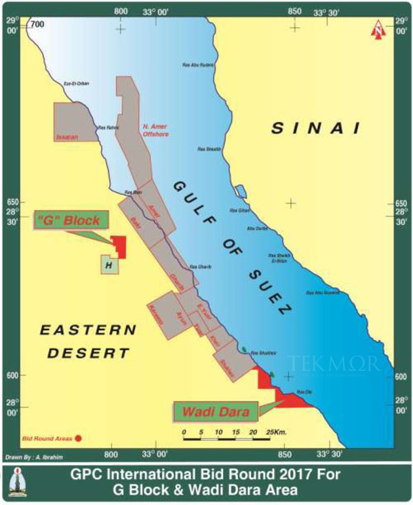 TEKMOR Monitor: Egypt launches licensing round for Red Sea