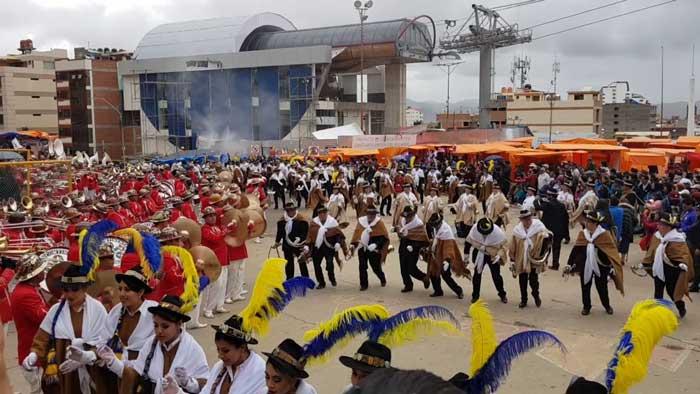 【En Vivo 】Último Convite Carnaval de Oruro 2019