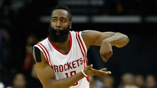 James Harden NBA MVP