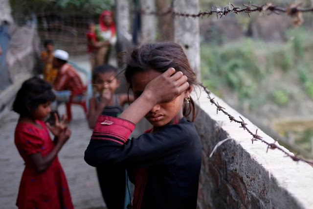 Myanmar: Negara fasis yang bertekad membasmi Muslim Rohingya