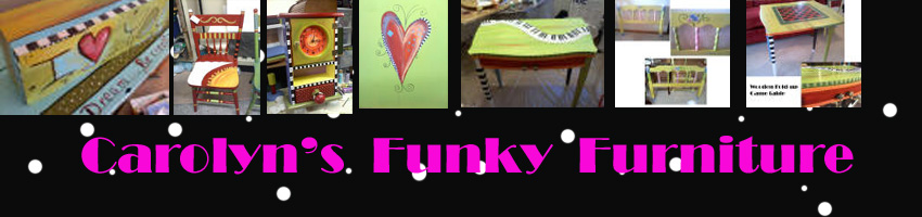 Carolyn's Funky Furniture