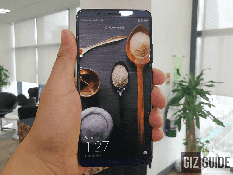 Huawei Mate 10 Pro is priced at just PHP 38,990 in the Philippines