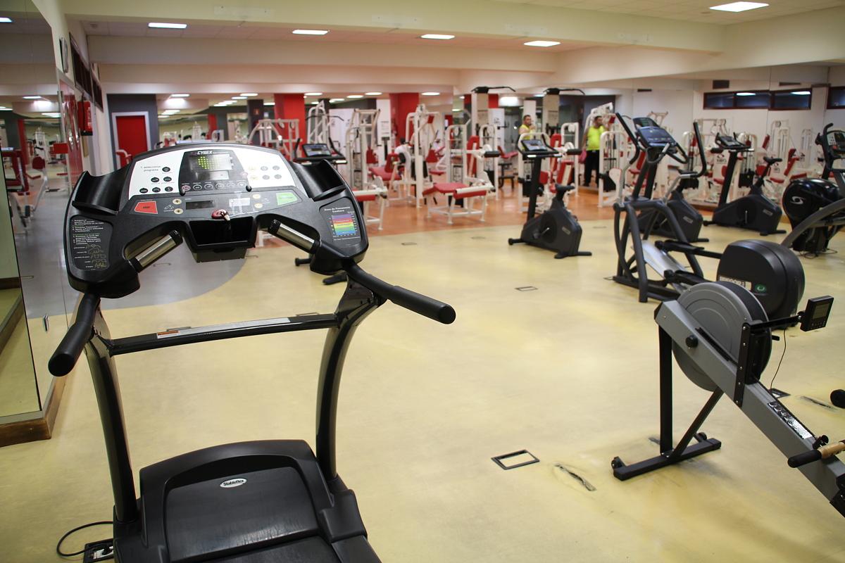 Barakaldo digital el gimnasio de lasesarre incorpora a un for Monitor gimnasio