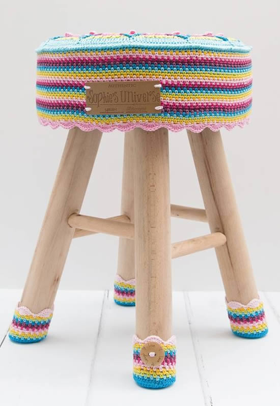 Sophie's Universe, Sophie's Stool Kit | Happy in Red