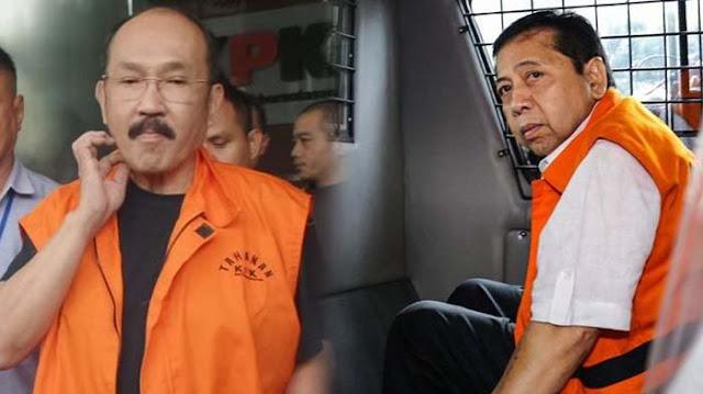Satu Rutan Dengan Novanto, Fredrich: Saya Enggak Suka Pingpong, Sukanya Nembak