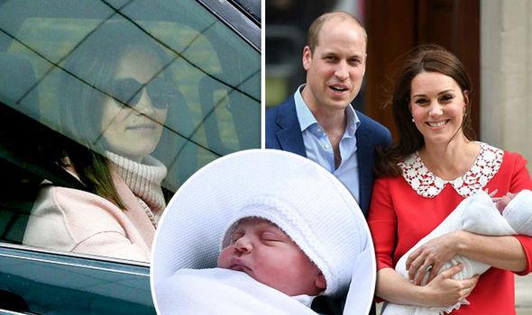 Pippa william kate prince of cambridge