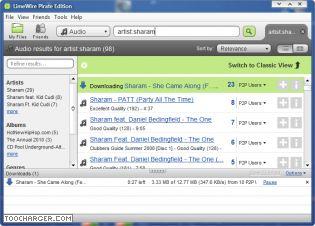 Télécharger limewire pro version 4. 18. 6 torrent9.