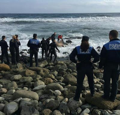 Mujer hallada muerta en la costa de Jinamar, Las Palmas de Gran Canaria
