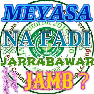 [[JAMB 2019]] Me yasa na fadi jarrabawar JAMB???, Rubutu na 7