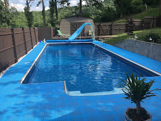 Greatmats cooler pool deck tiles staylock perforated tiles