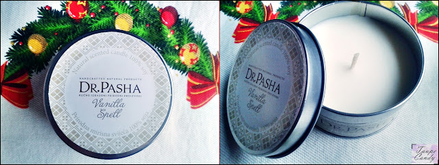 Dr. Pasha Vanilla spell sveća