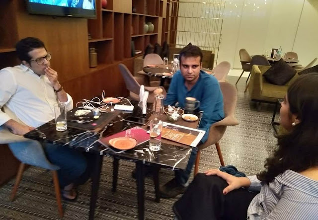 A conversation with Iranian filmmaker Mehdi Rahmani and the creative director of Cinedarbar Supriya Suri