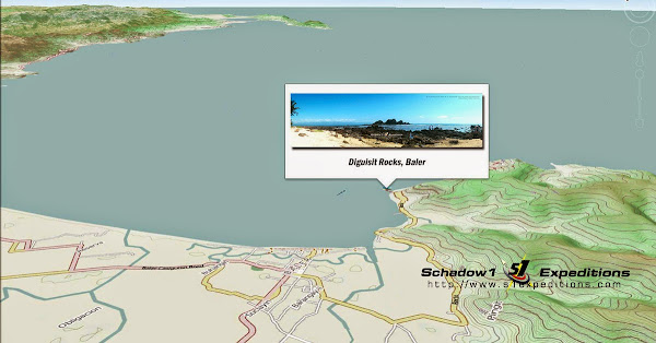 Baler Mapping Expedition - Schadow1 Expeditions