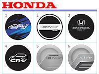 Katalog Cover Ban Serep Honda CRV Terbaru
