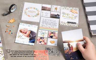 Project Life by Stampin' Up! - Simply Stamping with Narelle - available here - https://www3.stampinup.com/ECWeb/CategoryPage.aspx?categoryid=32500&dbwsdemoid=4008228