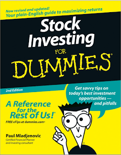 Stock investing for Dummies : Paul Mladjenovic Download Free Finance Book