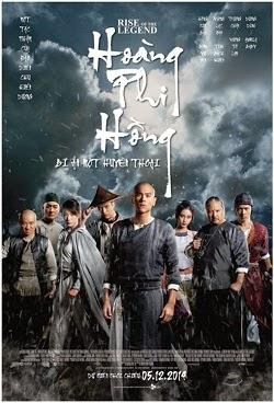 Xem Phim Hoàng Phi Hồng: Bí Ẩn Một Huyền Thoại