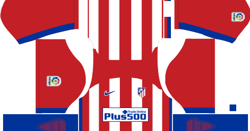 Atlético Madrid 2016/17 - Dream League Soccer Kits and ...