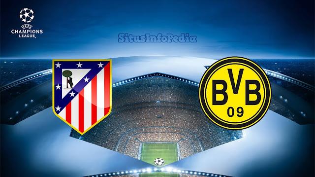 PREDIKSI Atletico Madrid vs Borussia Dortmund: Tuan Rumah Harus Menang