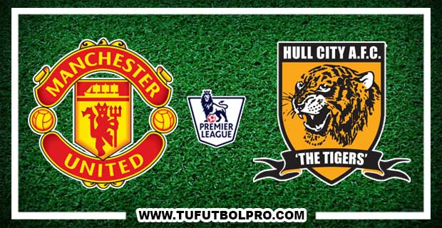 Ver Manchester United vs Hull City EN VIVO Por Internet Hoy 1 de Febrero 2017