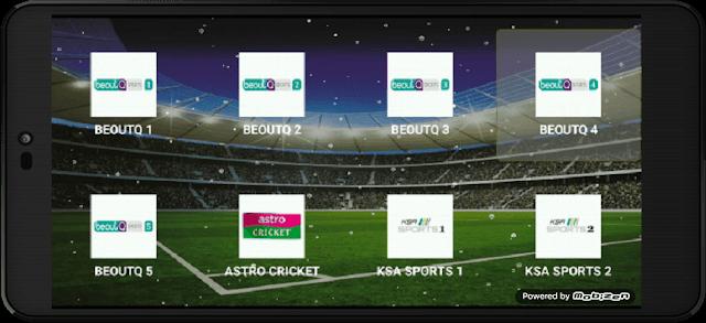 تحميل تطبيق Sports Angel الجديد لمشاهدة جميع القنوات الرياضية المشفرة على الاندرويد