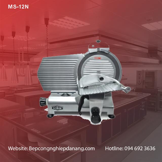 Máy thái thịt đông lạnh MS-12N