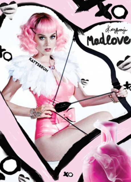 Actress, Model, @  Katy Perry - 'Mad Love' Covergirl Campaign Promo