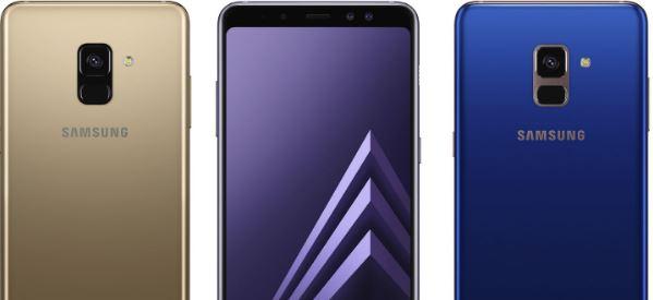 Cara Mengatasi Baterai Boros Cepat Panas di Samsung Galaxy A8 (2018) dan A8+ (2018)