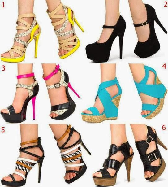 Koleksi Model Sepatu Sandal Wanita Modern Yang Cantik - Cara Atasi b984ee90f9